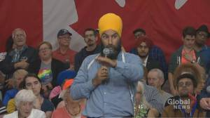 Federal Election 2019: Singh says he'll 'waive all interest' on student debt on first day as prime minister