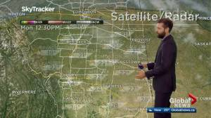 Edmonton afternoon weather forecast: Monday, August 10, 2020