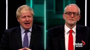 Johnson, Corbyn agree to improve tone of political debate