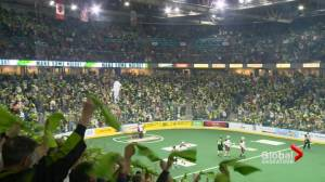 Bruce Urban sells Saskatchewan Rush to Priestner Sports Corporation (03:42)