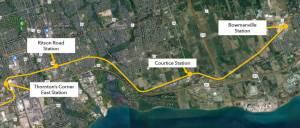 PC's announce GO transit plans for Bowmanville