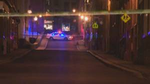 Suspect charged after 2 killed, 5 injured in Quebec City Halloween stabbings: police (02:08)