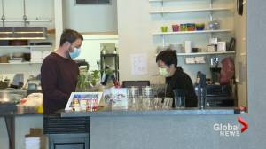 Lethbridge businesses react to Step 1 of Alberta's latest COVID-19 relaunch strategy (02:01)