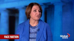 U.S. Senator Klobuchar reacts to killing of al-Baghdadi, criticizes Trump's foreign policy on Face the Nation