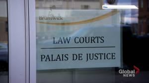 Jury deliberation in Raymond's 1st degree trial of Matthew Raymond murder trial (01:43)