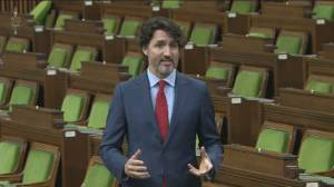 Trudeau says doctor recommended he get 2nd AstraZeneca COVID-19 vaccine dose (07:30)
