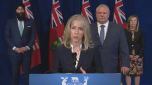 Coronavirus outbreak: Ontario minister says temporary management of 2 long-term care homes due to spread