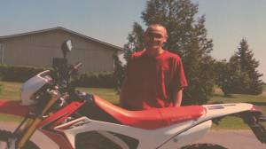 Celebration of life service held for man who was struck and killed while riding his bike last summer