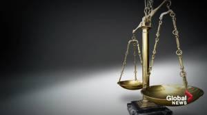 RCMP officer sentenced for assaulting Indigenous man inside Slave Lake detachment (01:44)