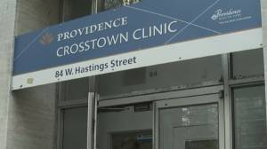 Vancouver clinic paves the way by providing take-home heroin (03:34)