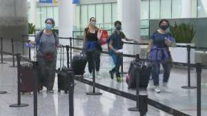 Canada announces border reopening date for foreign travellers (02:09)