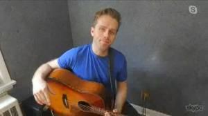 Josh Piché sings about winters in Winnipeg