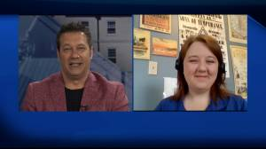Brockville Museum's Peggy Hause chats with GNM (04:44)