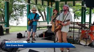 Global News Morning recaps Free Music in the Park in Bath, ON (05:04)