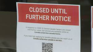 Service Canada closes all locations amid COVID-19 pandemic