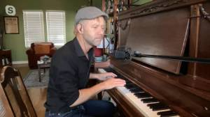 Saskatchewan pianist on new track, online shows (04:25)