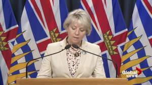 B.C. reports 874 new COVID-19 cases, one additional death (06:01)