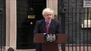 Coronavirus outbreak: Boris Johnson says 'too risky' to ease U.K.'s lockdown yet