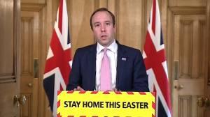 Coronavirus outbreak: U.K. officials say Boris Johnson's release from hospital is 'great news'