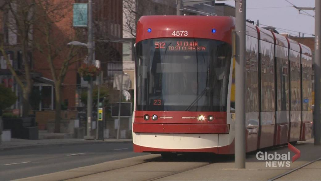 Click to play video: 'Feds to spend $12 billion on GTHA mass transit projects'