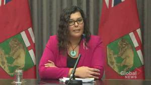 Coronavirus: Manitoba First Nations people over age 60 to receive COVID-19 vaccine in Stage 2 of rollout (00:54)