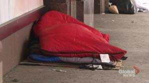 Homeless shelters in Montreal nearly at full capacity