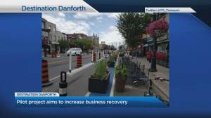 Helping The Danforth economy recover
