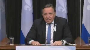 Quebec surpasses 150,000 COVID-19 cases (02:13)