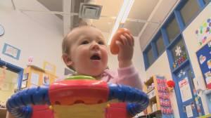 2021 Budget: Ottawa promises billions in new child-care spending (03:12)