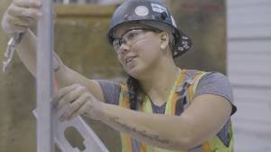 Leveling the playing field for women in B.C. trades