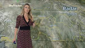 Kelowna Weather Forecast: October 2