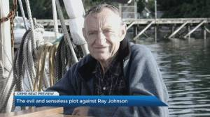 Crime Beat: The death of Ray Johnson (03:16)