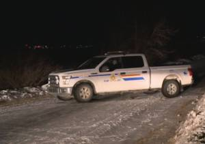 RCMP searching for suspects in connection to homicide investigation