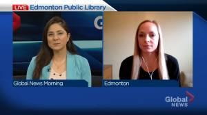 Edmonton Public Library reopens doors