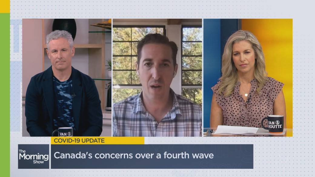 Click to play video: 'Should Canada be worried about a fourth wave of COVID-19? Doctor weighs in'