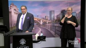 City of Calgary will not host New Year's Eve celebrations during COVID-19 pandemic (01:43)