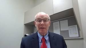 Saskatchewan's chief coroner says public opioid information lacking near-deaths (00:36)