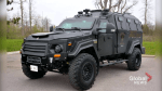Halifax cancels purchasing an armoured vehicle for police