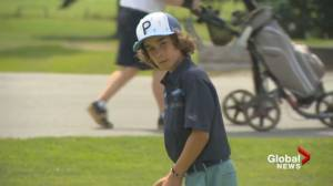 12-year-old Chilliwack golfer wins VGT tour event