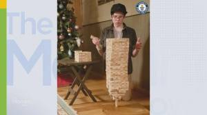 B.C. boy stacks his way into the 'Guinness Book of World Records' with Jenga (03:21)