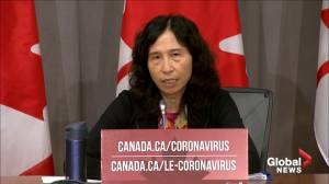 Coronavirus: Tam discusses who comprises vaccine task force, the role they play in finding COVID-19 vaccine