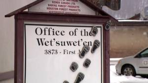 Wet'suwet'en hereditary chiefs to meet with federal government after 'miscommunication'