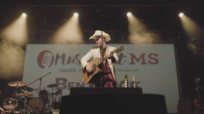 Click to play video: Country Music fundraiser aims for record breaking year