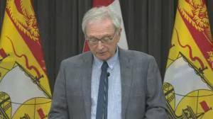 Coronavirus outbreak: New Brunswick 'not going back to normal anytime soon' Premier says