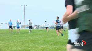 Saskatoon Rugby offers free opportunity to learn to play (01:48)