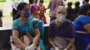 India's doctors beg for oxygen supplies as COVID-19 crisis worsens (01:59)