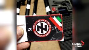 Police say they've uncovered plot to create new Nazi party in Italy