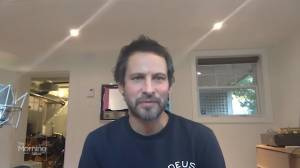 Sam Roberts talks about the new album 'All of Us' (05:22)