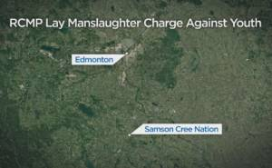 Alberta teen charged in 10-year-old boy's death