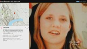 New web app unveiled to help provide information on missing youth across Canada